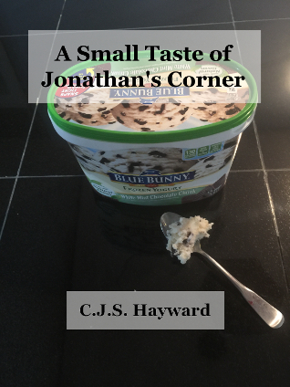 A Small Taste of Jonathan's Corner