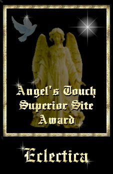 Angel's Touch Superior Site Award