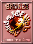 Jeanne and Ertan's Bronze Award