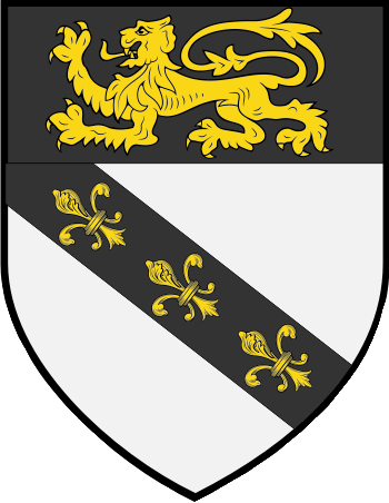 The Hayward family coat of arms.