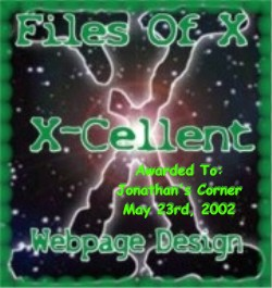 Files of X X-cellent Webpage Design
