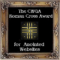 CWGA Roman Cross Award