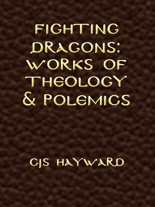 Cover for Fighting Dragons: Works of Theology and Polemics