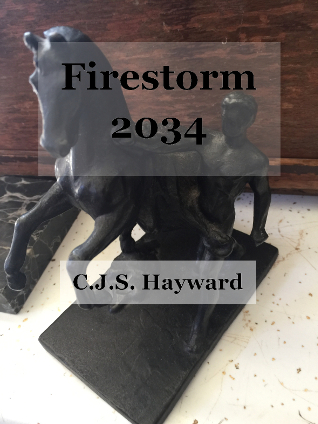 Cover for Firestorm 2034