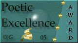 Granny's Loft Four Star Poetic Excellence Award