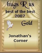 Hugs R Us Best of the Best Gold Award
