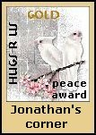 Hugs R Us Gold Peace Award