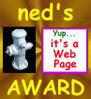 Ned's Yup It's a Website Award