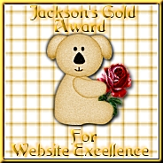 Jackson's Gold Award for Website Excellence