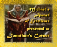 Michael's Award of Excellence: Gold