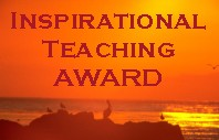 Inspirational Teaching Award