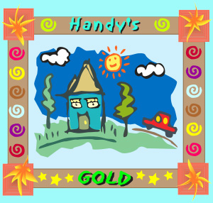 Handy's Gold Award
