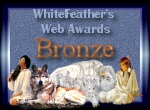 WhiteFeather's Bronze Award