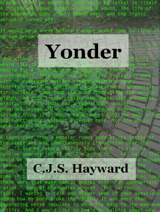 Cover for Yonder